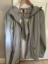NWNT Hunter for Target Unisex Adult Rain Coat - Silver XS