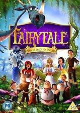 Fairytale: Story of The Seven Dwarves [DVD] By Elvin Cameron,Nina Hagen  Bori.