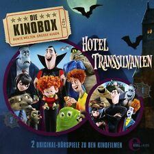 2 CDs * HOTEL TRANSSILVANIEN - Fan-Edition: Hörspiele Kinofilme 1+2 # NEU OVP &