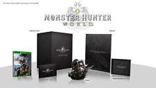 Monster Hunter: World - Collector's Edition (Microsoft Xbox One, 2018) NEW, RARE