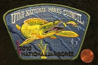 UTAH NATIONAL PARKS COUNCIL 508 OA 2010 BSA CENTENNIAL JAMBOREE DINOSAUR JSP 6