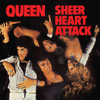 "Queen • Sheer Heart Attack • 12"" VINYL RECORD LP 1974 Hollywood 2008 •• NEW ••"