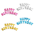 13Pcs HAPPY BIRTHDAY Letters Shaped 16