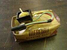 NOS OEM Ford 1958 1959 Lincoln Continental Power Seat Switch Mark III Premiere