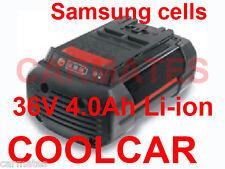 Battery For Bosch 36V Li-ion 4.0Ah 2 607 336 107 11536VSR GBH 36 VF-Li 18636-03