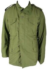 M65 US Army Combat Jacket Coat NEW VTG Vietnam Style USA Made OD Olive Green SR