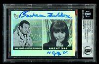Barbara Feldon #37 signed autograph auto 2013 Topps GET SMART Agent 99 BAS