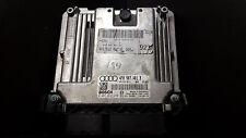 #184 Original Audi A6 4F 3.0 BMK ECU Engine control unit 4F0907401B 4F0910402H