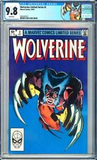 Wolverine Limited Series #2 CGC 9.8 1st full appearance of Yukio!KEY ISSUE!L@@K!