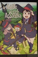 JAPAN Little Witch Academia Chronicle (Official Art Guide Book)