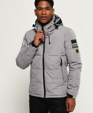 Superdry Mens Snow Shadow Down Jacket Size S