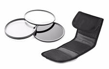 Canon PowerShot SX70 HS Lens Filter Set (Multi-Coated & Threaded) Incl. Adapter