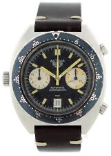 Heuer Autavia 11630 Diver Vintage Watch