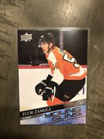 20-21 UD Series 1 Hockey Young Guns 232 Egor Zamula