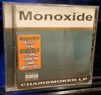 Monoxide of Twiztid - Chainsmoker LP CD insane clown posse house of krazees hok