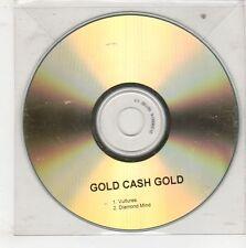 (GQ620) Gold Cash Gold, Vultures / Diamond Mind - DJ CD