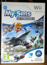MY SIMS SKY HEROES - Wii ORIGINAL ITALIA