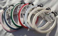 "Anchor flexi hoop embroidery circle oval 2.5"" 3"" 3.5"" 4"" 5"" 5.5"" 6"" 7"" 7 COLOURS"