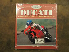 DUCATI From the Clip on Engine to the 916 - Mick Walker