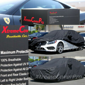 2020 2021 MERCEDES BENZ A220 BREATHABLE CAR COVER W/MIRRORPOCKET