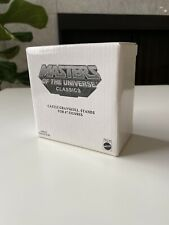 Castle Grayskull Stands complete with Box Masters of the Universe Classics MOTUC