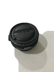 Sigma AF Teleconverter 1.4X APO EX DG for Canon EOS