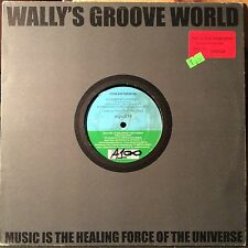 Flying Disc Federation – A Room With A View EX Wally's Groove World VINYL EP