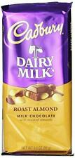 CADBURY DAIRY MILK Roast Almond Chocolate 3.5 Ounce Package (Pack of 14)