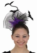 Flying Bats on a Headband Halloween Costume Accessory Headpiece Adult Children