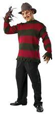 Freddy Krueger Deluxe Sweater Adult Mens Costume Nightmare Elm Street Halloween