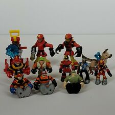 Hasbro Playskool Heroes Transformers RESCUE BOTS HOSE lot 10 Figures & Dog