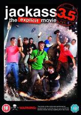 Jackass - 3.5 DVD NEW DVD (PHE1485)