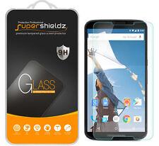 Supershieldz [Tempered Glass] Screen Protector For Motorola Google Nexus 6