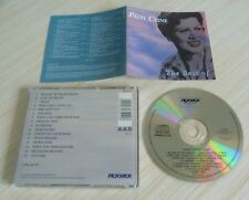 CD ALBUM COUNTRY THE BEST OF PATSY CLINE 16 TITRES 1991