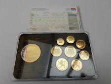 9 Different Euro coins Prestige Set Excellent Condition Specimen Luxembourg