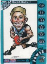 2013 Teamcoach Magic Wild MW-13 Hamish Hartlett Port Adelaide