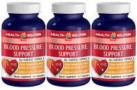 Heart vitamins - BLOOD PRESSURE SUPPORT COMPLEX - Blood pressure maintenance, 3B