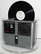 Plexiglas Staubschutz Gehäuse für AUDIO DESK Vinyl Cleaner LP Waschmaschine NEU