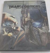 Transformers 3 - Blu-ray/SciFi-Action/Shia LaBeouf/Patrick Dempsey/lim Steelbook