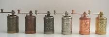 "3.2 "" Turkish Pepper Grinder, Spice, Salt Mill. Brass, Cheapest Pprice on Ebay."