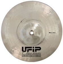 "UFIP Class Series Brilliant 18"" Crash blauäugig FREE WORLDWIDE SHIPPING"