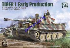 Border BT-010 1/35 TIGER I EARLY PRODUCTION SD.KFZ.181 PZ.KPFW.VI AUSF.E