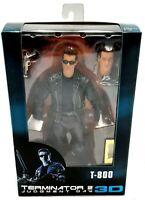 "MIB 2017 NECA Terminator 2 T2 Judgement Day 3D T-800 7"" Action Figure NRFB NEW"