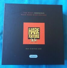 Hare And The Tortoise - Gibsons Edition 2010 - Excellent Condition
