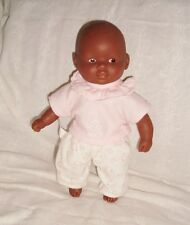 Mini Calin Corolle Dolls 20cm 2000 baby black girl
