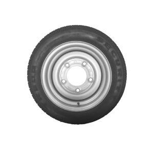 "195/50 13C 104N new trailer tyres Wheels 5 Stud 6.5"" PCD - Ifor Williams"