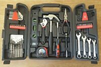 MOSS 53pc Household Tool Set / Box / Kit - includes Precision Screwdrivers
