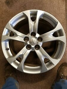 "Mitsubishi outlander 18"" alloy wheel 2013"