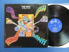 THE WHO  A QUICK ONE Reaction 66 A1B2 UK 1st pr nr EX VINYL