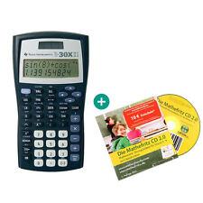 TI 30 X II S Taschenrechner + MatheFritz Lern-CD